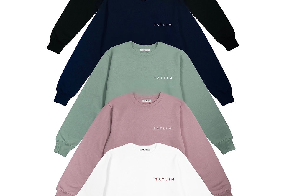 Tatlim Essentials Sweatshirt (Multiple Colours)