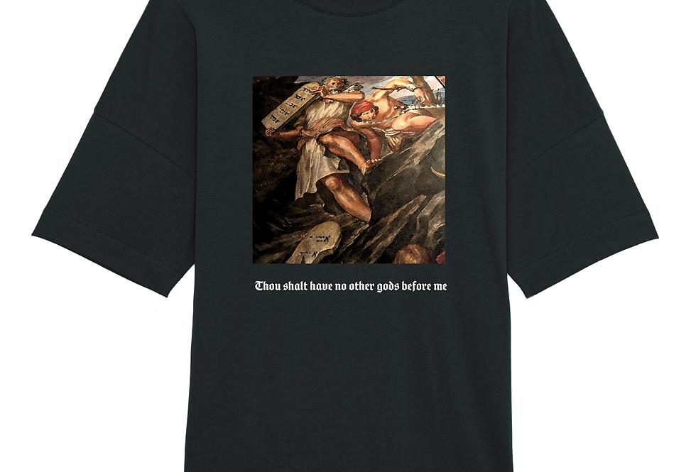Oversized Commandments T Shirt (Multiple Colours)
