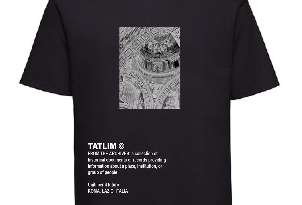 Black From The Archives Italy T Shirt