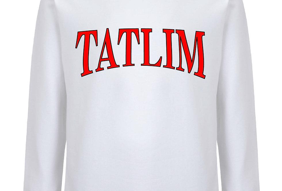 White College Light Sweatshirt