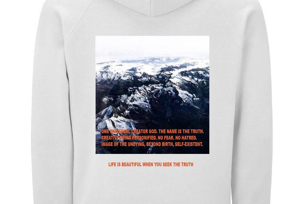 White Mountains Hooded Sweatshirt