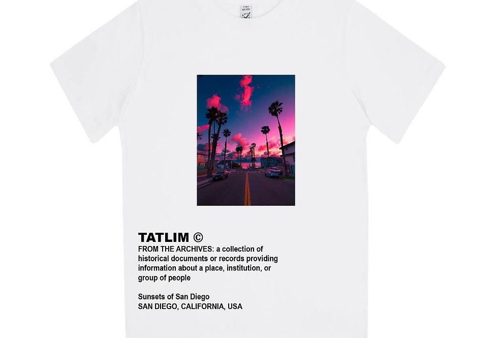 Kids White FTA San Diego T Shirt