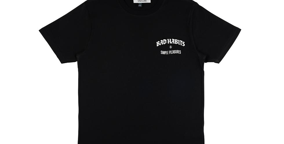 Quiet Bad Habits & Simple Pleasures T Shirt