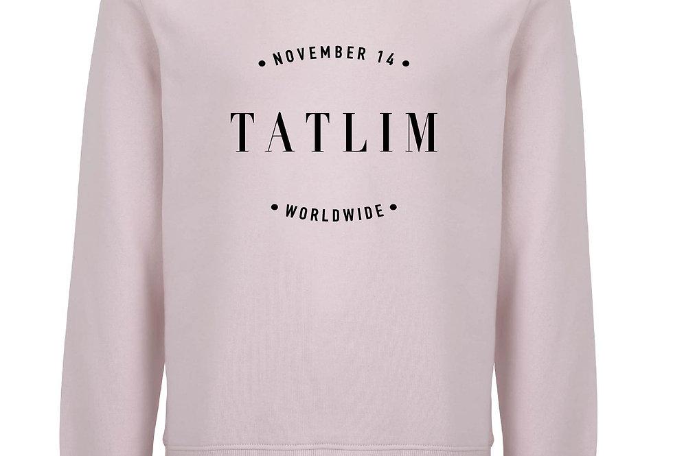 Faded Pink Tatlim Light Sweatshirt