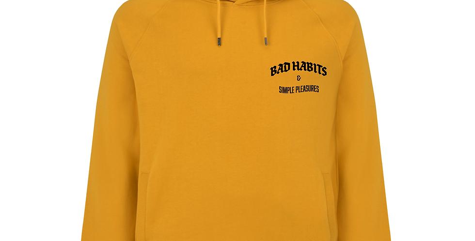 Quiet Bad Habits & Simple Pleasures Hooded Sweatshirt
