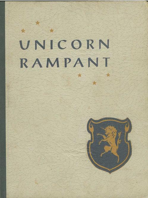 Unicorn Rampant 1861 - 1945