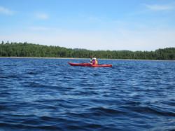 Kayak et sports nautiques