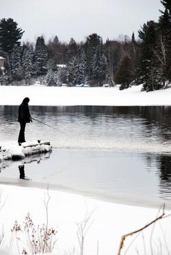 pêche au Vallon
