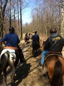 Pretzel Hut Ride 04/19/14