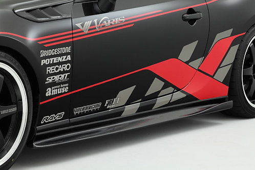 GT86/BRZ VRS style Arising 1 sideskirts FRP