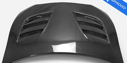 GT86/BRZ VRS style Arising I Carbon Hood Bonnet (DTC-ECE included)
