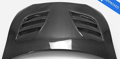 GT86/BRZ VRS style Arising I Carbon Hood Bonnet (DTC-ECE included)
