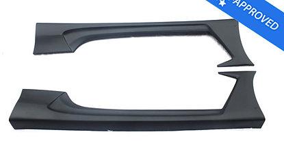 GT86/BRZ Wald international sideskirts FRP (DTC-ECE included)