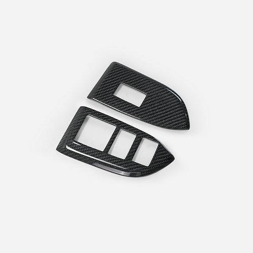 GT86/BRZ Carbon Button Cover