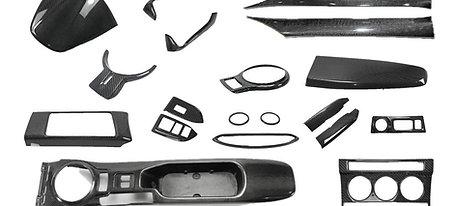GT86/BRZ Carbon Interior Pack (19 parts)