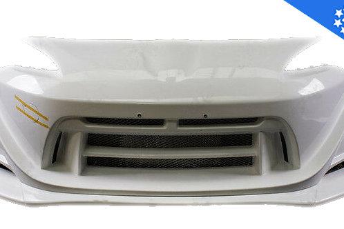 GT86/BRZ VRS Style Arising Wide Front Bumper FRP