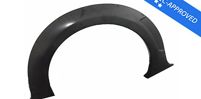GT-R 35 Wald international Rear Fenders FRP