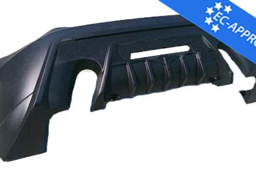 GT86/BRZ Wald international rear bumper FRP (DTC-ECE included)