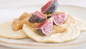 Tortitas de avena [con 3 ingredientes]