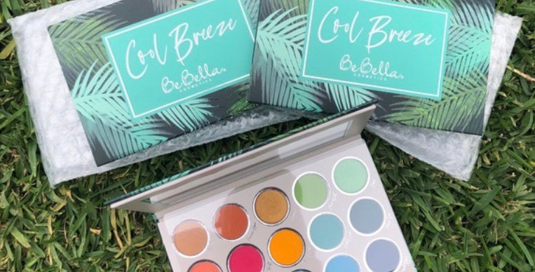 Be Bella Cosmeticts - Cool Breeze