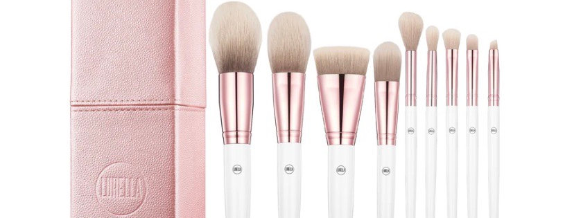 Set de brochas Lurela Cosmetics