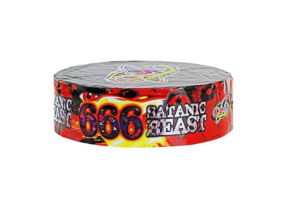 Satanic Beast 666 - Single Ignition