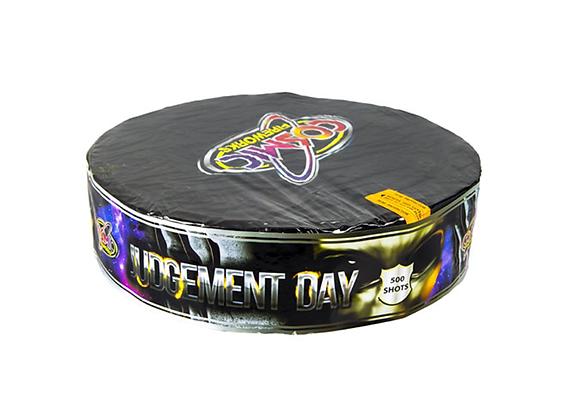 Judgement Day - Large Cake