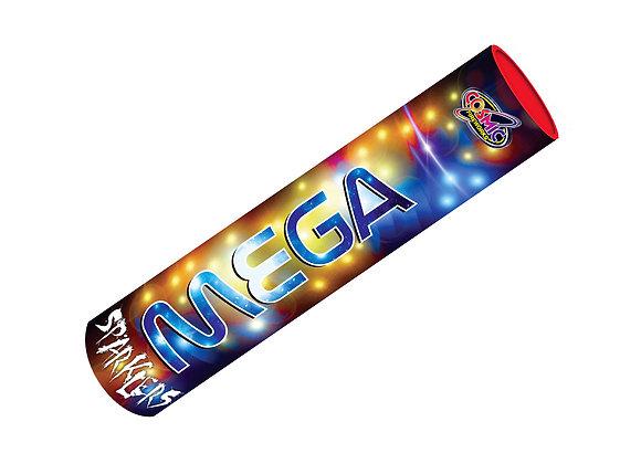 """SPARKLERS -16"""" MEGA GOLD"""
