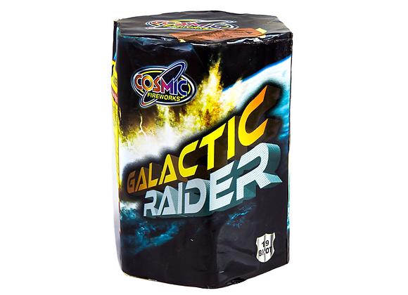 Galactic Raider - Large Cake