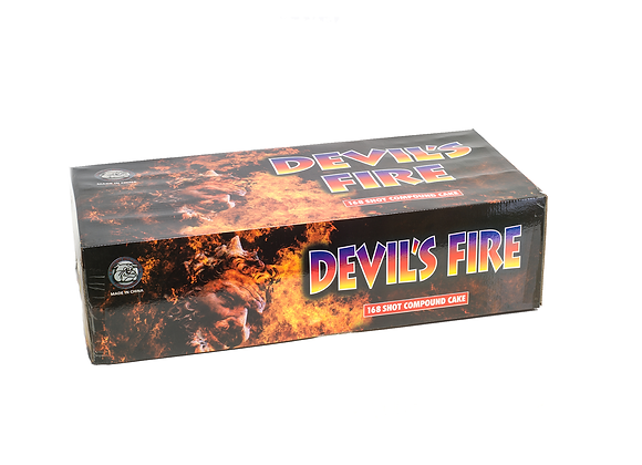 Devil's Fire - Single Ignition