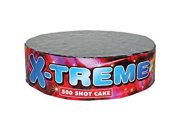 X - Treme - Large Cake