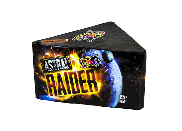 Astral Raider - Large Cake