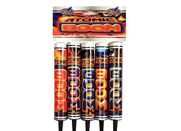 Atomic Boom - Roman Candle