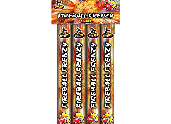 Fireball Frenzy - Roman candles