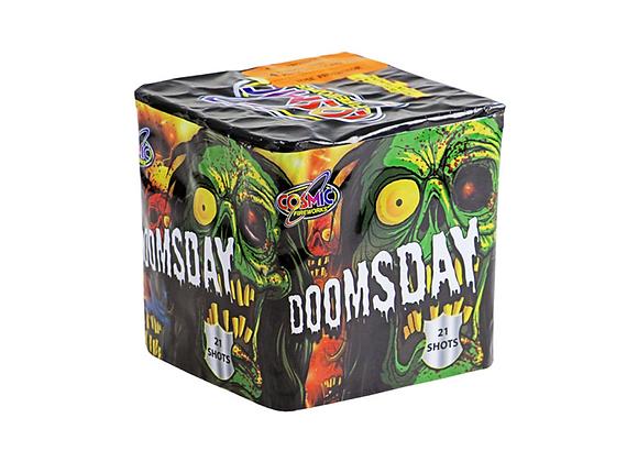 Doomsday - Small Cake