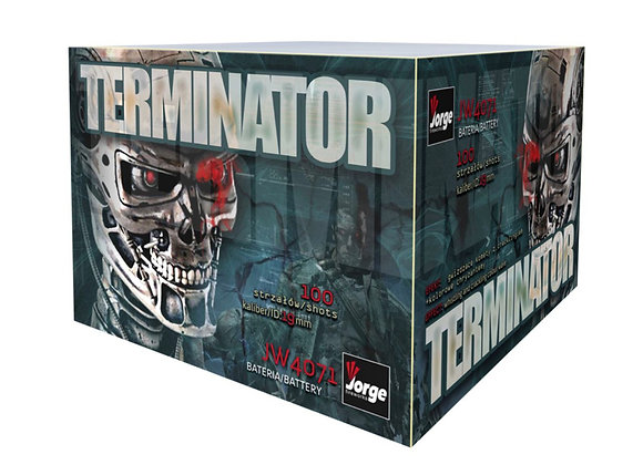 Terminator - Large Cake