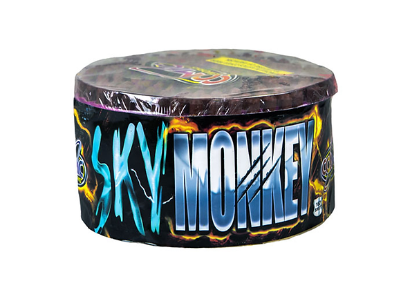 Sky Monkey - Small Cake