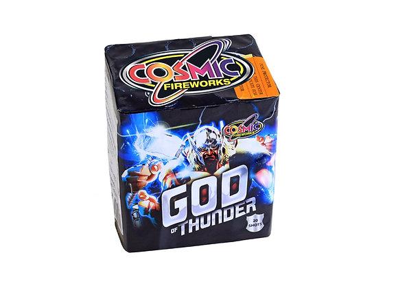 God of Thunder - Small Cake