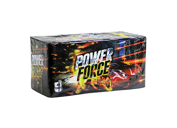 Power Force - Large Cake