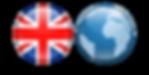 UK Europe Button