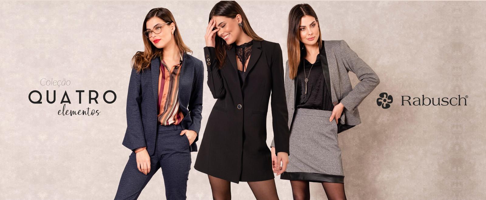 79230ac3a Moda Feminina | Rabusch | Brasil
