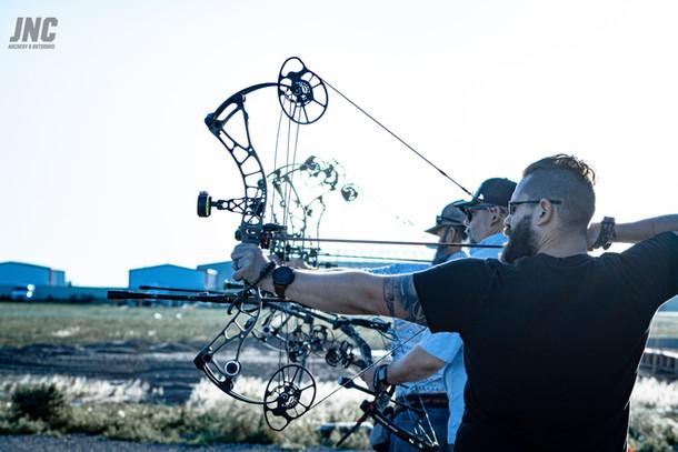 JNC Archery - Outdoor Range May 2021-08-