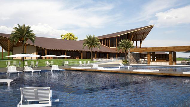 Damha Golf Hotel I