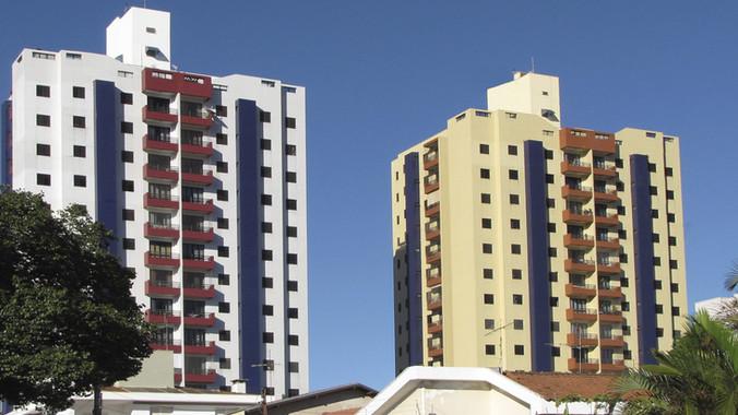 Edifício Taguatinga e Pitangueiras