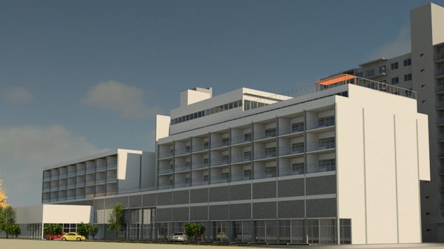Complexo Residencial e Comercial