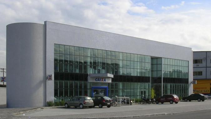 Agência Bancária CAIXA 01