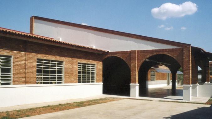 Escola em Corumbataí