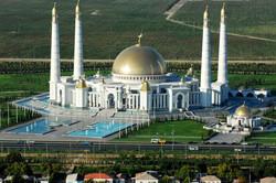 мечеть туркменбаши
