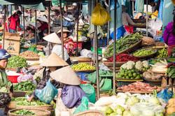 Рынок Ханой