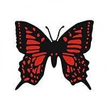 Butterfly round white.png